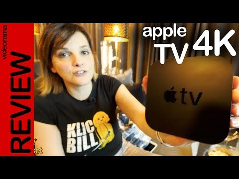 Apple TV 4K review  -en SÚPER salón de cine-