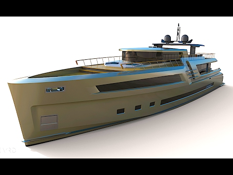 Couach Super Yacht Bespoke 2017 Espen Øino Chantier Naval Couach Mega Yacht 2017 CARJAM TV HD