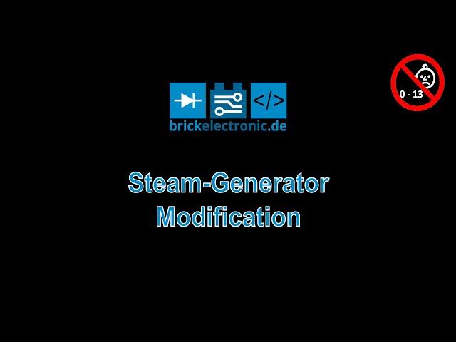 Steam/Vaporizer Brick Modification