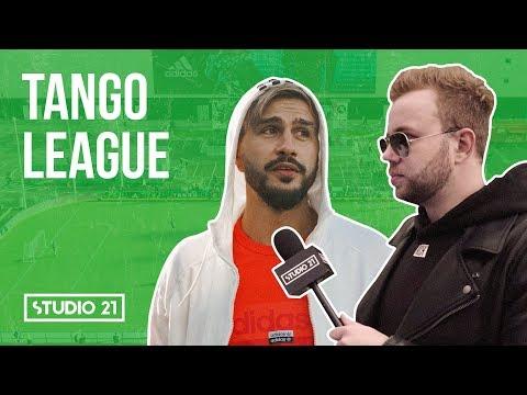 adidas Tango League - песня Райтрауна, выступление Pharaoh и спарринг с Грязным Рэмом | STUDIO 21