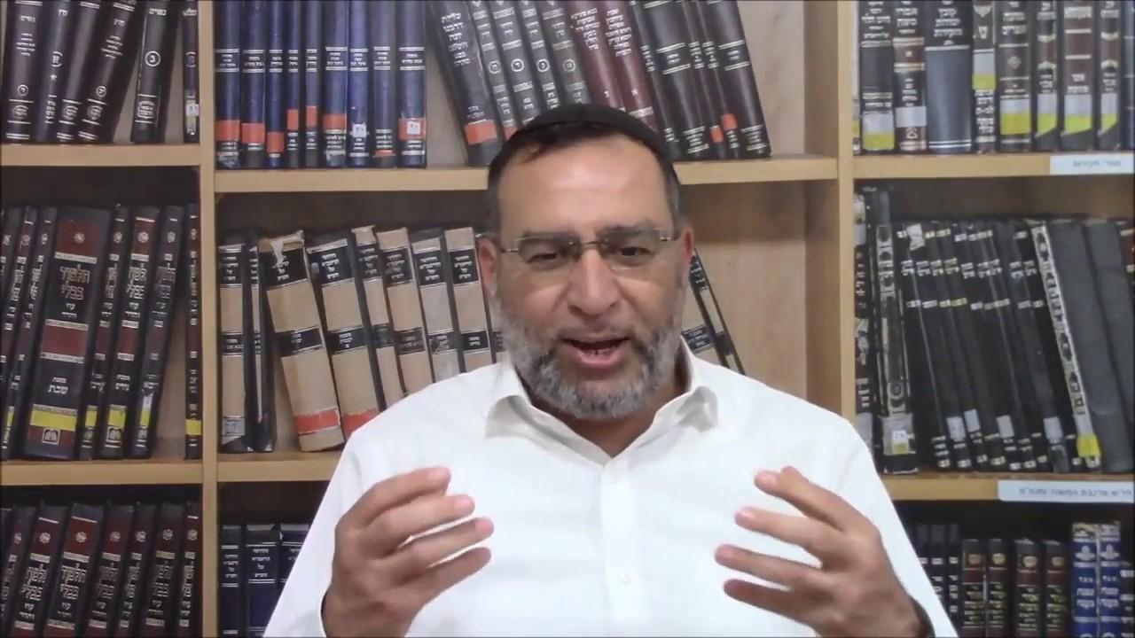 בטחון בה' - ברכת ראש הישיבה הרב בן ציון אלגאזי לכנס בכל לבבך