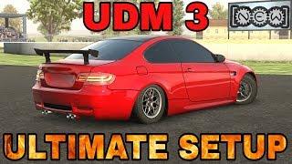UDM 3 Ultimate Setup + Test Drive! (BMW M3 E92) | CarX Drift Racing
