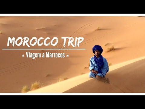 Morocco Trip - Vlog de Marrocos | Bárbara Sousa