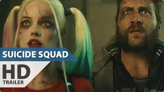 SUICIDE SQUAD TV Spot - She Seems Nice (2016) [New Footage]
