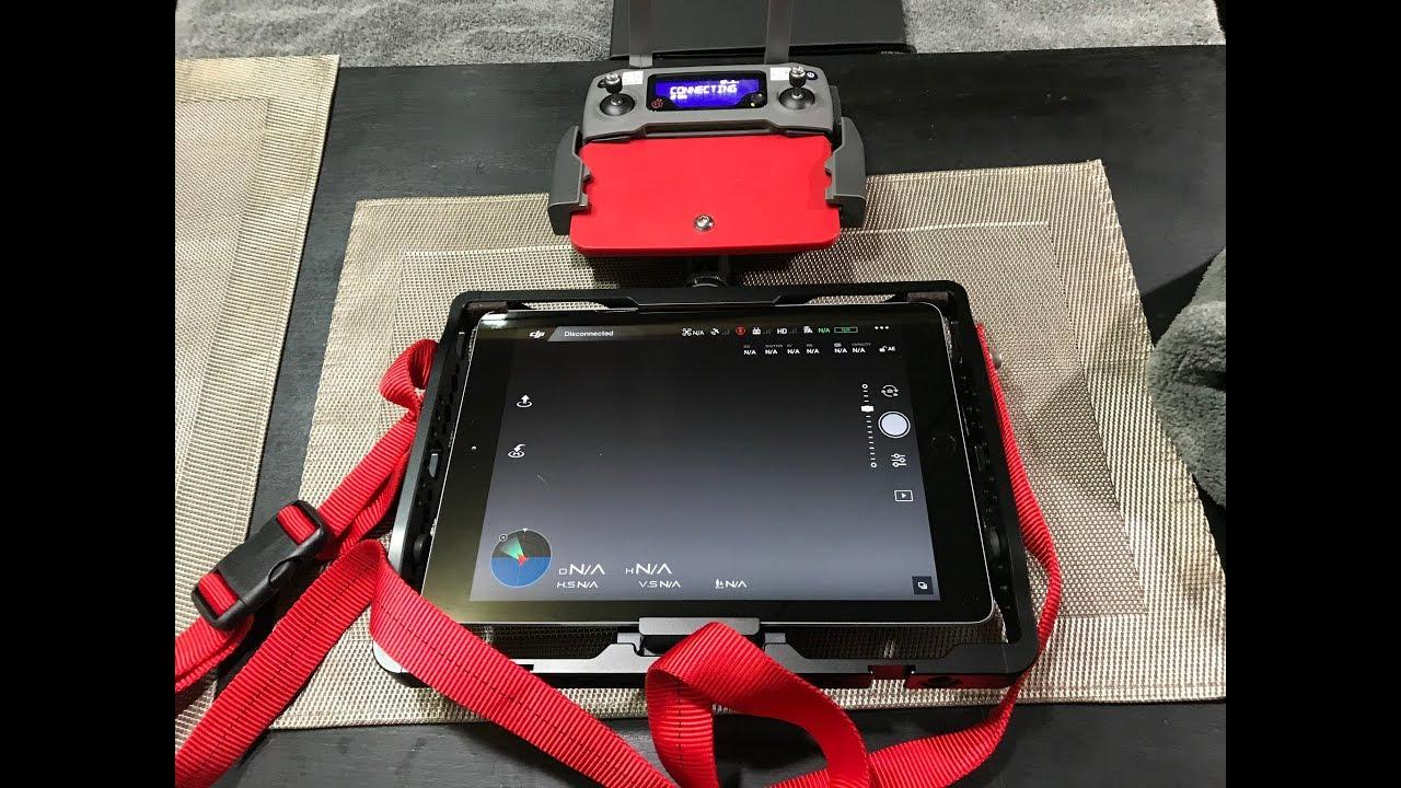 Ulanzi U-PAD Metal Video Cage Mount Vlog Filmmaking Rig for iPad P2B8
