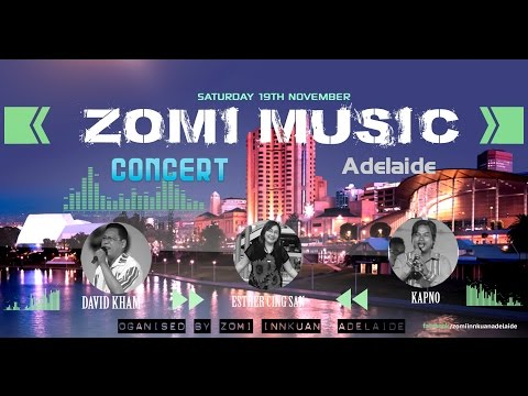 Zomi Music  Concert   Adelaide
