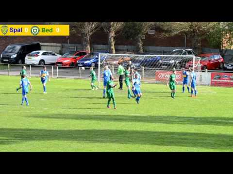 Spalding United  v Bedworth United