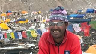 Sherpas, les vrais héros de l'Everest L'ascension 2/3