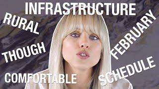 15 palabras difíciles de pronunciar en inglés | Superholly