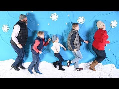 Walking in a Winter Wonderland - Watson Family Christmas (2018)