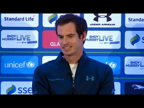 Sir Andy Murray Warns Roger Federer To Avoid Deep-Fried Mars Bars