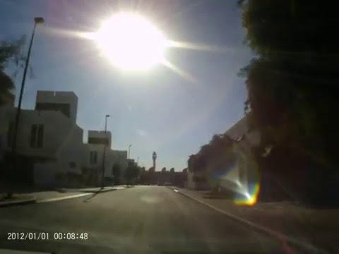 Ednet Dashcam Day Time Video