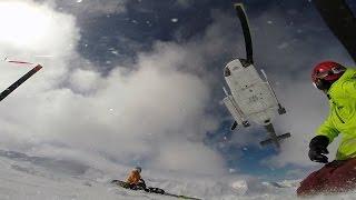 Heli-Skiing Adventure in Golden, BC