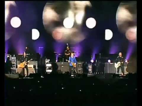 Paul McCartney, On the Run tour, Uruguay 2012 Hello Goodbye and All My Loving