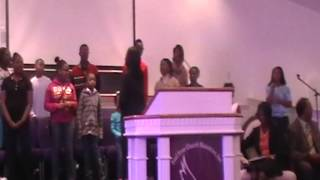 Feel Free Ministries Youth Choir  ft. Kenyadah Hinnant