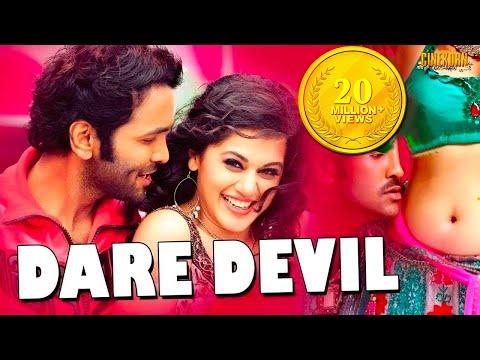Dare Devil (Vastadu Naa Raju) Hindi Dubbed Full Movie | Taapsee, Vishnu