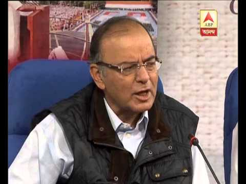 arun jaitley on black money