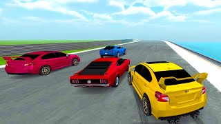 Car Racing Games Driving Sports Racing Cars On Race Tracks