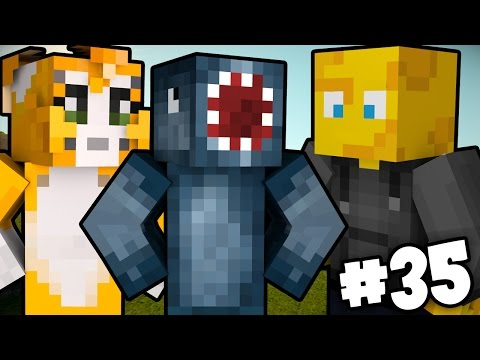 Minecraft - TIME TRAVELLERS! - BACK TOGETHER!! #35 W/Stampy & Ash!
