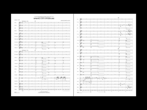 Spring City Overture by Michael Sweeney