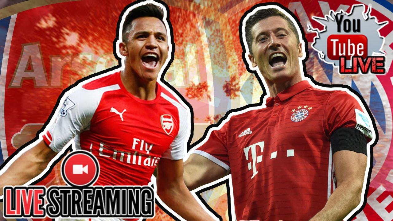Arsenal Bayern München Live Stream