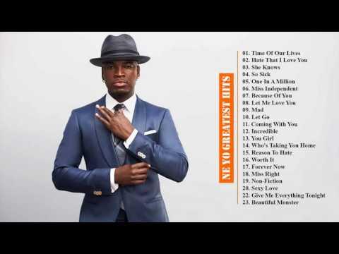Ne Yo Best Songs    Top Hits Collection    Top 20 Songs Ne Yo