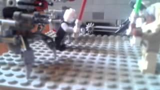 Лего стар варс война клонов(3.2)
