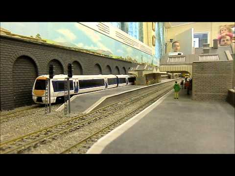 One House Model Railway Video 3