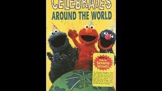 Closing To Sesame Street Big Bird Gets Lost 1998 VHS (Jim ...