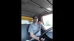 Moving cross country via rental truck 5 tips penske rental u haul van move  moving