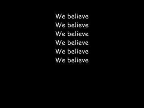 We Believe Lyrics - Good Charlotte