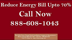 Best Solar Power (Energy Panels) Installation Company in Stoneham Massachusetts MA