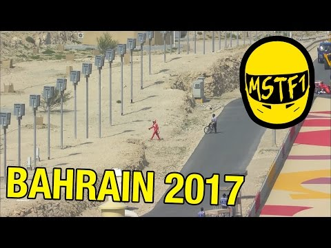 2017 Bahrain Grand Prix – Mystery Science Theater F1