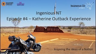 4. Ingenious Oz Project NT - Katherine Outback Experience