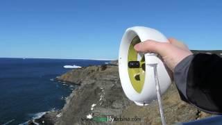 太陽光発電できない?風と水があるじゃないか!旅先でのスマホの充電もこれで安泰。携帯型水・風力発電デバイス