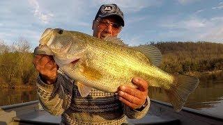 2019 Pre-Spawn Bass Fishing!