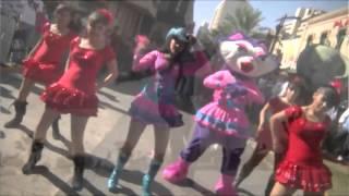 El rey del tribal  VS  A que te pongo a bailar (DJ paco beat video remix)