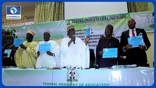 Nigerian Govt Launches Education For Change Campaign
