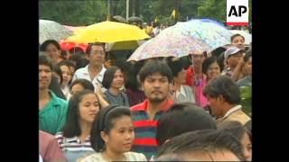 PHILIPPINES: MANILA: STATUTE OF FORMER SENATOR NINOY UNVEILED