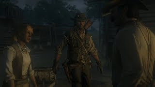 """Red Dead Redemption Mission 12 A Tempest Looms """"Road To Red Dead Redemption 2"""""""