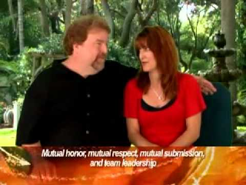 God's Crowning Creation! Joel and Kathy Davisson
