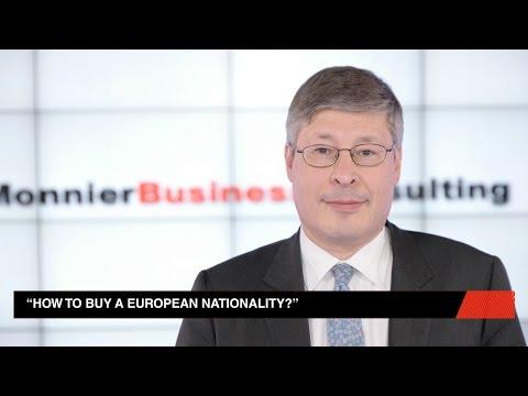 Buying European Nationality