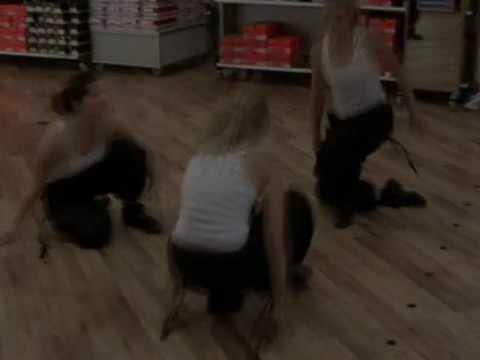 Dance Deluxe - Danceteam bei Karstadt Sport in Berlin