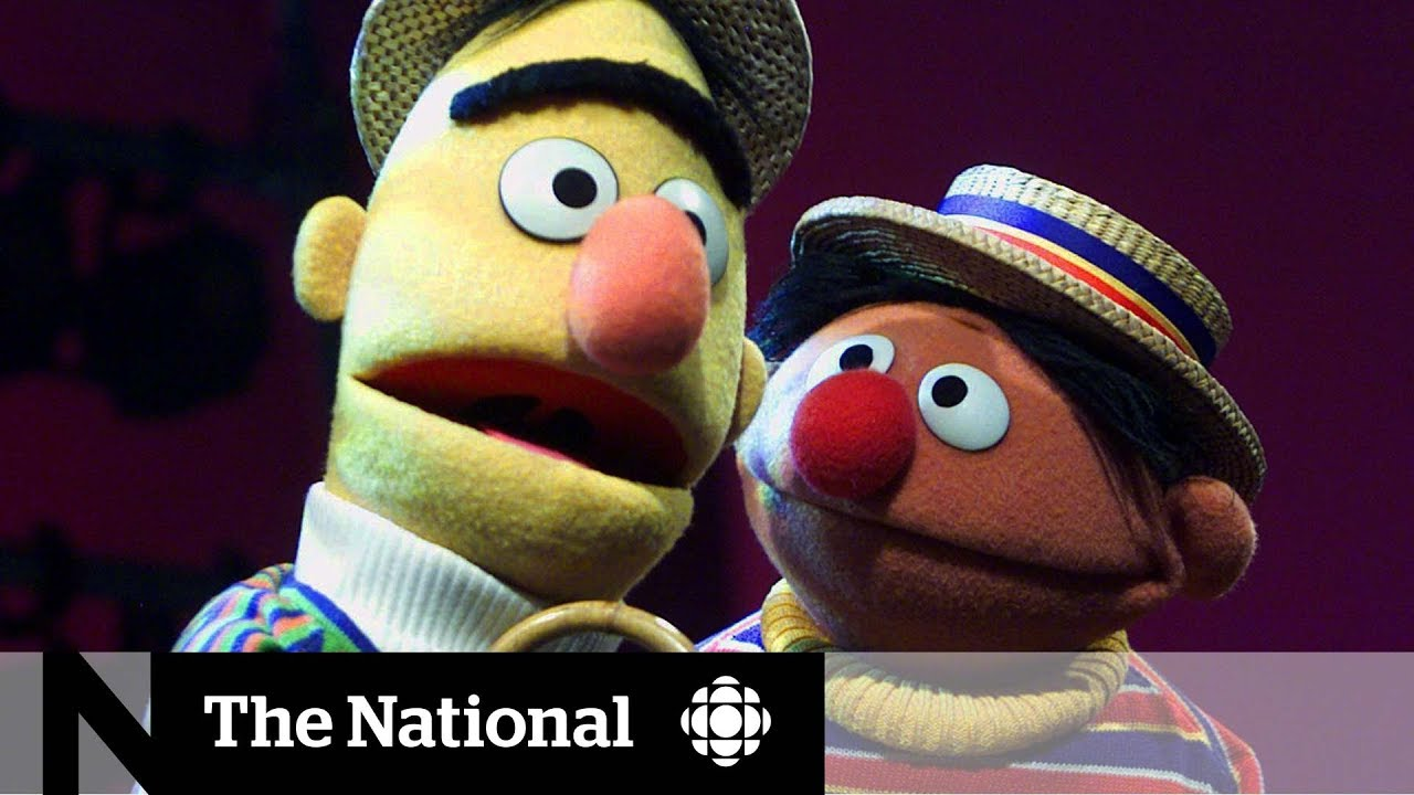 Are Bert and Ernie a gay couple?
