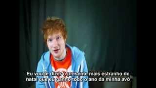 Ed Sheeran   Strangest present Legendado
