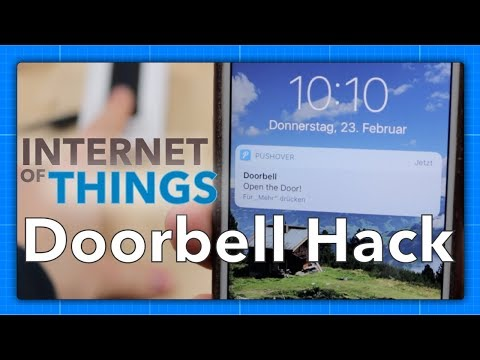 A Guide to MQTT by Hacking a Doorbell to send Push Notifications