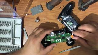 Reparar boton L3 PS4 - Repair button L3 PS4