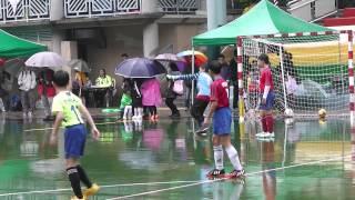 精英盃 6 人足球賽-決賽:海官高級組A vs 荃官 [暨頒