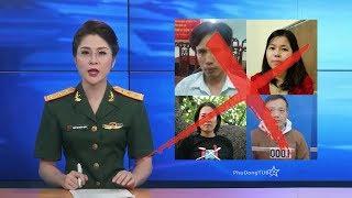 Hoan hô Công an Việt Nam bắt giam những tên phản động này