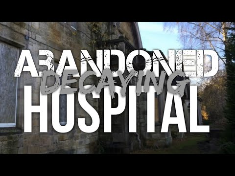 ABANDONED Decaying Hospital | Xray Equipment & Beds Left Behind